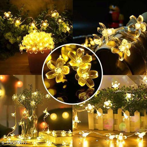 16 Cherry Blossom Warm LED String Light
