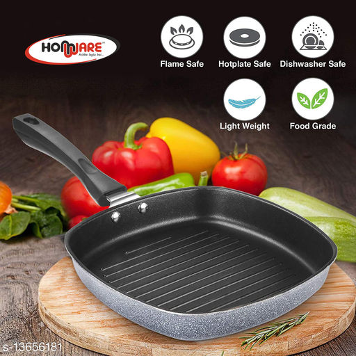 Homware Grill pan 22 CM with handle
