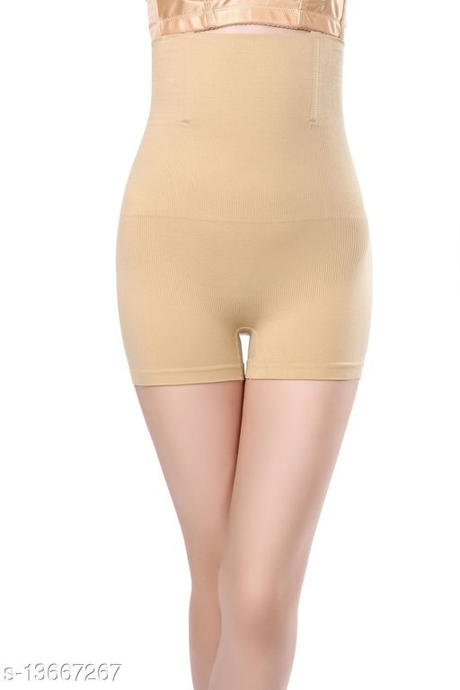 ?High Waist Mid Thigh Shaper Women's Shapewear