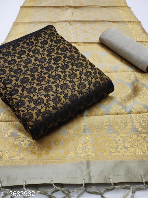 Trendy Silk Suit
