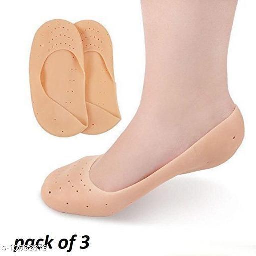 anti crack full heel socks(pack of 3)
