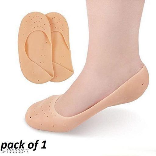 anti crack full heel socks(pack of 1)