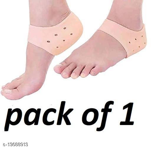 best anti crack half heel socks(pack of 1)