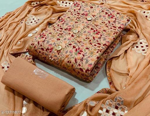 Chitrarekha Women's Salwar Suits & Dress Material