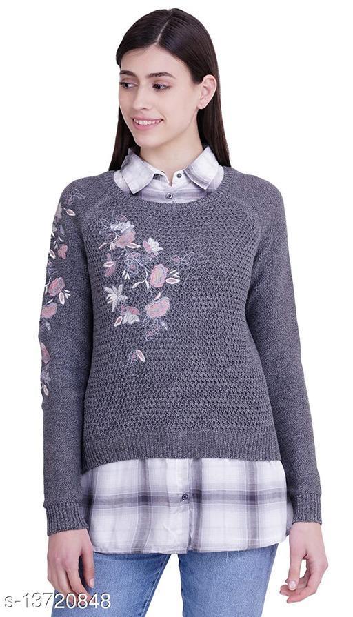 Stylish Graceful Women Sweaters