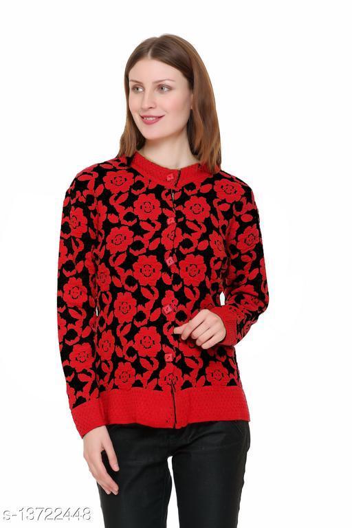 Fancy Graceful Women Sweaters