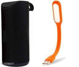 TG113 High Bass Bluetooth Speaker With USB Light