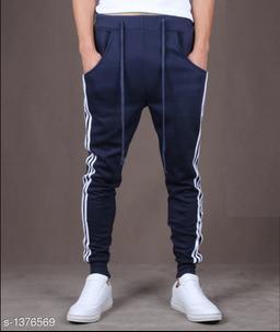 Trendy Casual Spun Blend Track Pant