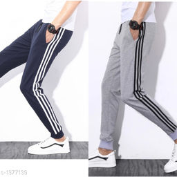 Trendy Casual Polyester  Track Pants