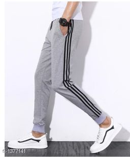 Trendy Casual Polyester  Track Pant