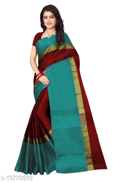 Tiya Attractive Silk Women Saree