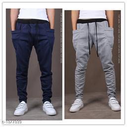 Trendy Casual Spun Blend Track Pants