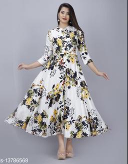 Myra Drishya dress