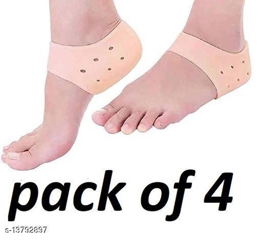 best anti crack half heel socks(pack of 4)