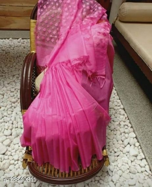 Attractive Kota Silk Saree