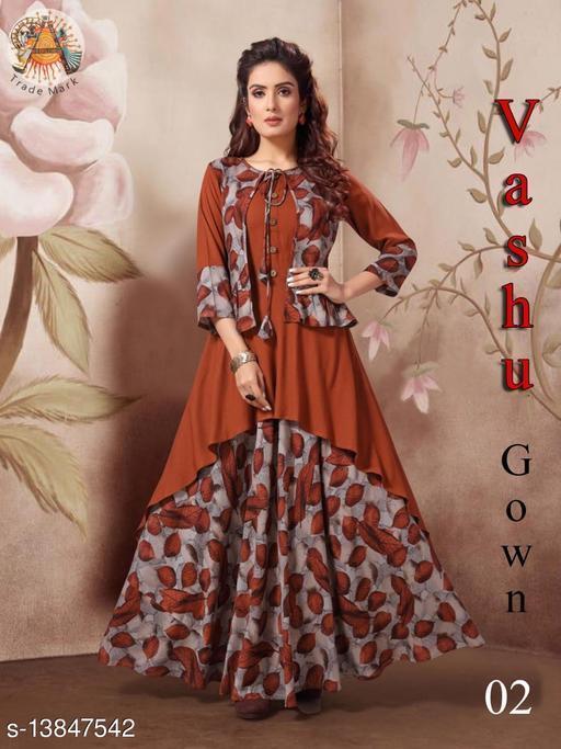 Kashvi Modern Women Gowns