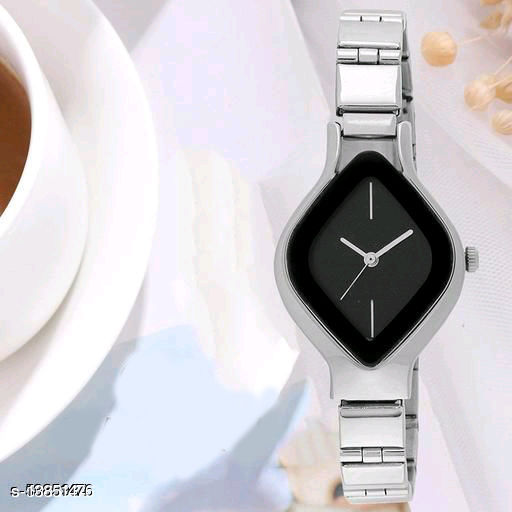 HRV Women Oval Collection Analog Women And Girls Watch