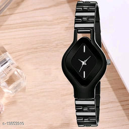 Miss Perfect Women Oval Collection Analog Women And Girls Watch