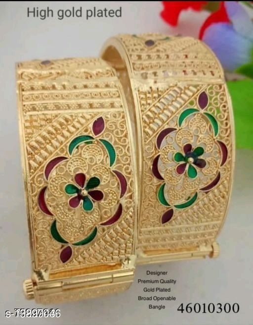 Trendy Women's Bracelate Bangles