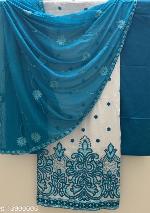 INFINIYA Women's Dress Material (sradhha)