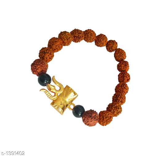 Elegant Rudraksha Bracelet