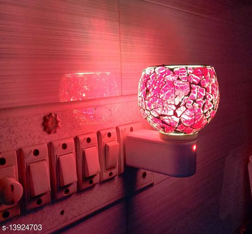 Kapurdani with Night Lamp_Pink