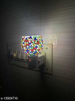 Kapurdani with Night Lamp_Multi