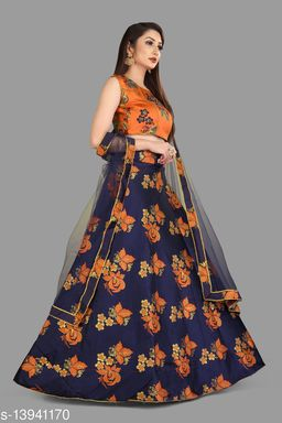 Stylish Women Lehenga Cholis