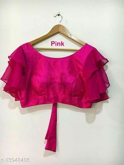 Trendy Bollywood Georgette Fashionable Blouse