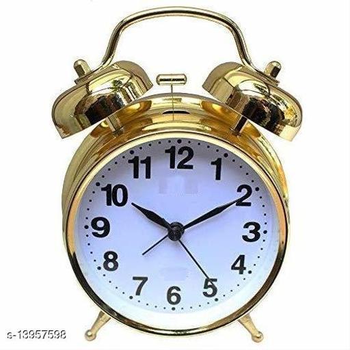 DD Fusion's Alarm Clock