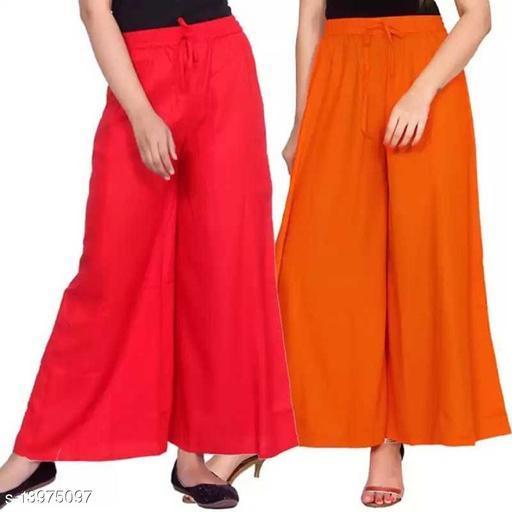 Fashionable Fashionista Women Palazzos