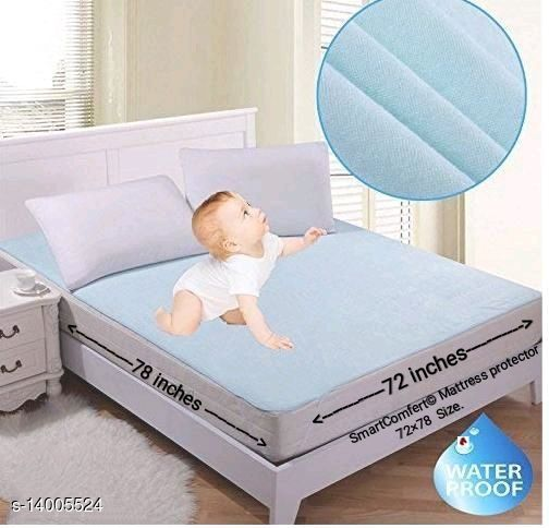 Beautiful Double Bed Mattress Protector