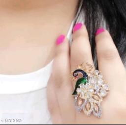 Trendy Women'S Finger Ring