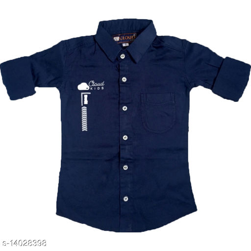 Modern Elegant Boys Shirts