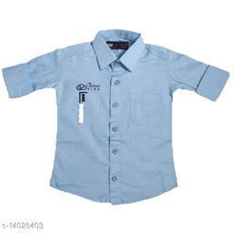 Modern Trendy Boys Shirts