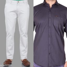 Stylish Partywear Top & Bottom Set