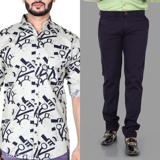 Trendy Modern Top & Bottom Set