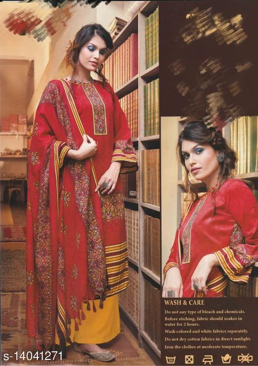 Fabulous Designer Printed Dress Material