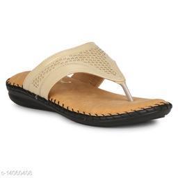 BigBird Women Cream Color Sandals
