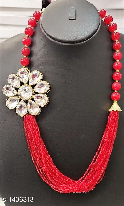 Beautiful Beads Necklace