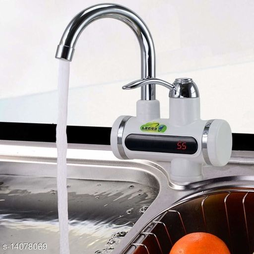 Instant Electric Heating LED Digital Display Instant Heating Electric Water Heater Faucet Tap