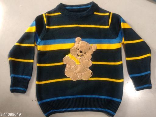 Cutiepie Comfy Boys Sweaters
