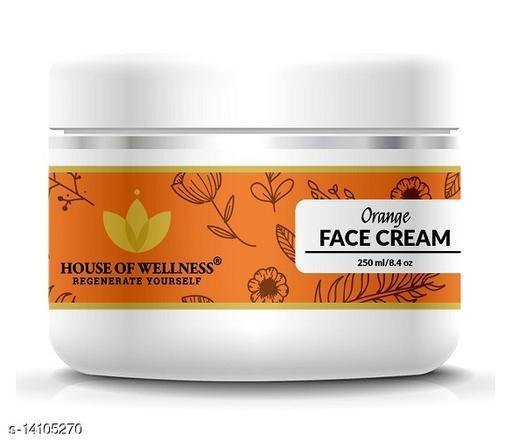 Nanson Orange Face Cream, 250 ml./8.4 oz
