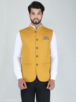 Elegant Men Ethnic Jackets