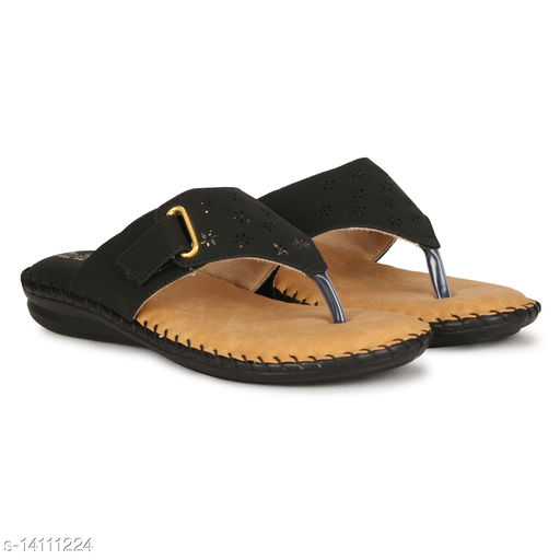 Attractive Women's Synthetic Multicolor Sandals