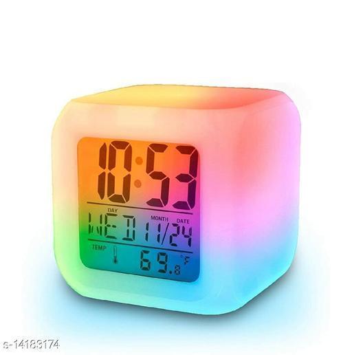 Graceful Digital Clocks