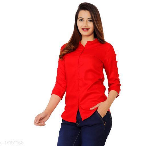 Pretty Latest Women Shirts
