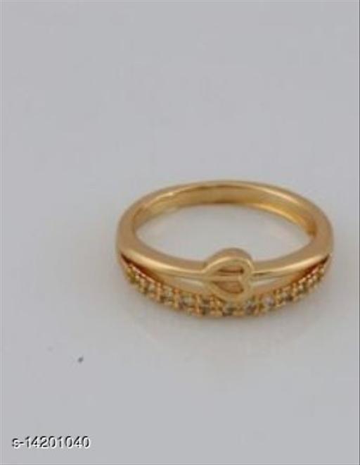 Classy Look Fingure Ring