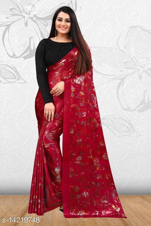 trendy dolly  saree