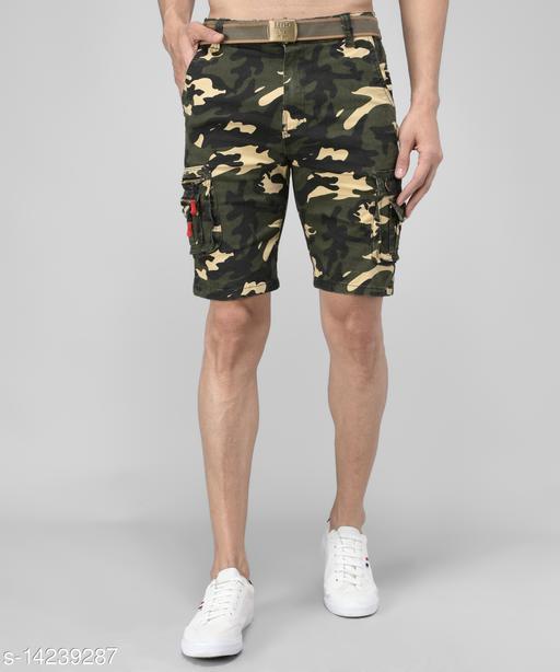 Elegant Unique Men Shorts